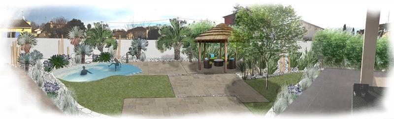 Jardin exotique vert parc cr ateur de jardins for Paysagiste jardin exotique